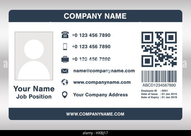 california id template download - employee id card stock photos employee id card stock
