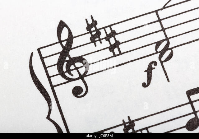 Musical Symbol Stock Photos Musical Symbol Stock Images Alamy