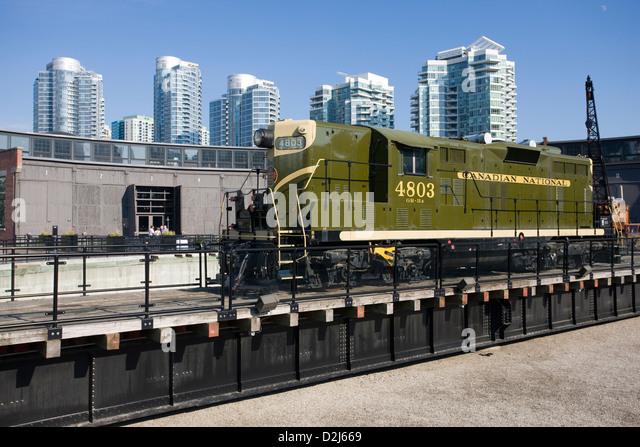 jobs canadian national railway union machinist