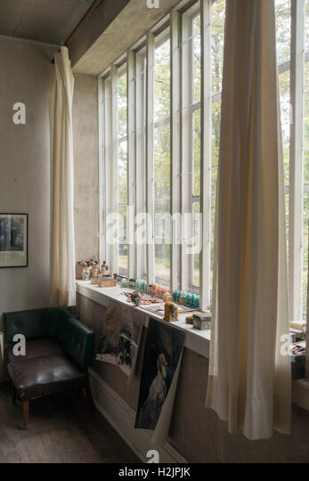 Andrew Wyeth Studio Chadds Ford PA   Stock Image