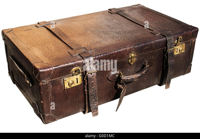 Old Suitcase Locked Stock Photos & Old Suitcase Locked Stock ...