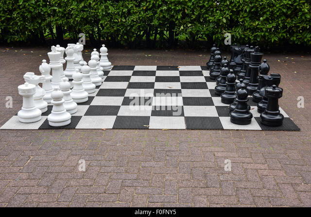 Outdoor Chess Stock Photos Amp Outdoor Chess Stock Images
