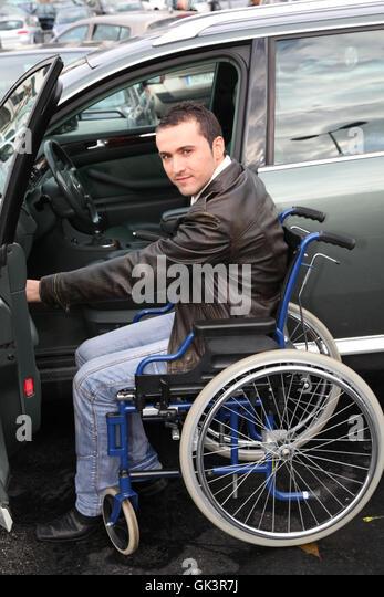 Wheelchair Driver Stock Photos Wheelchair Driver Stock Images