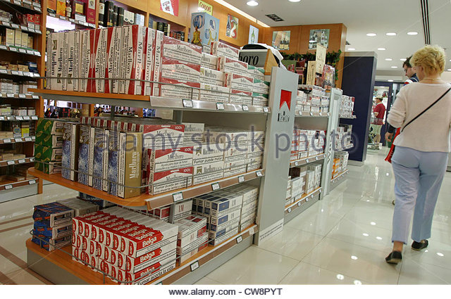 Cigarettes Marlboro excise USA