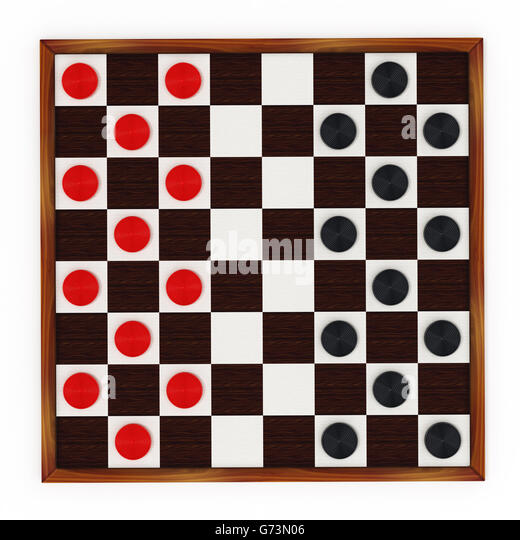 Draughts Pieces Stock Photos & Draughts Pieces Stock ...