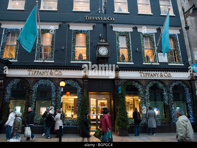 Tiffany Bond Street