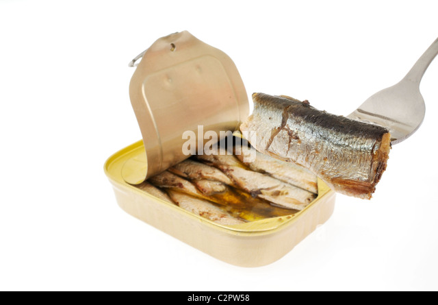 how to eat sardines out of can