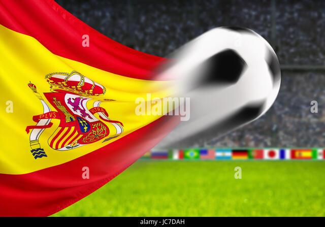 spanischer fußball