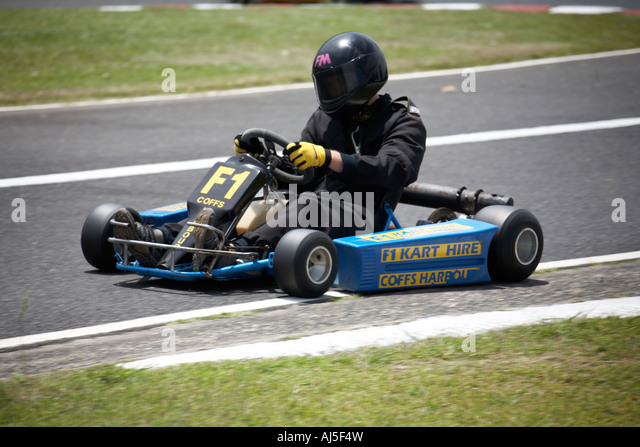 Kart Racing: New Orleans Go Kart Racing