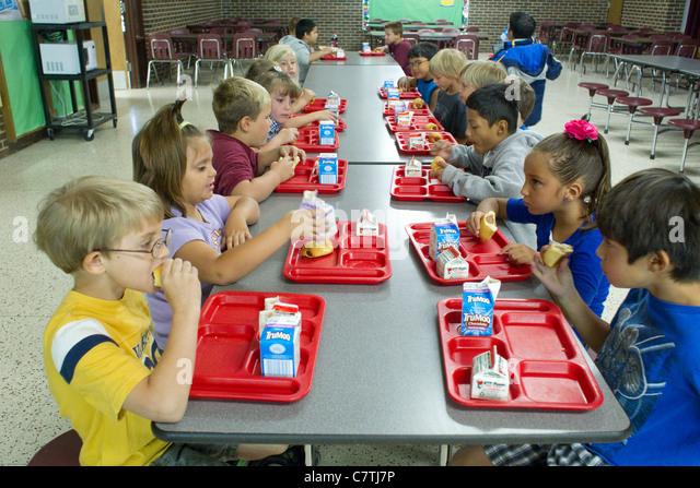 kids school cafeteria stock photos kids school cafeteria