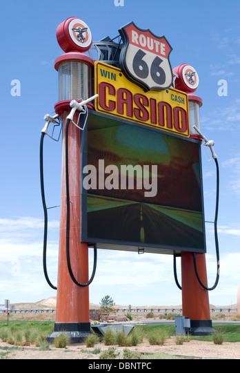Route 66 casino cosmic bingo