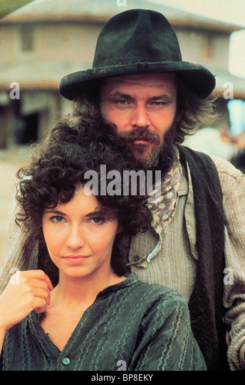 Mary Steenburgen and jack nicholson