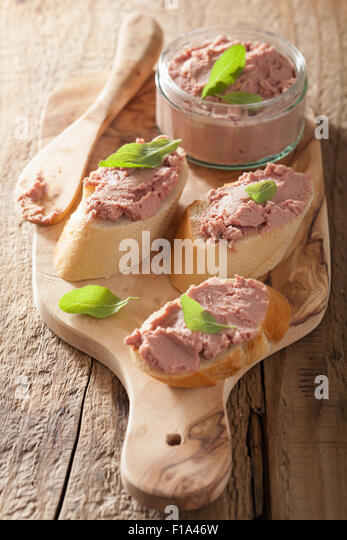 chicken liver pate stock photos chicken liver pate stock images alamy