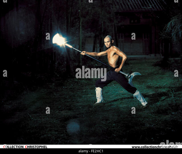 Fang liu stock photos fang liu stock images alamy for 36e chambre de shaolin