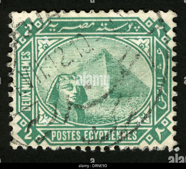 Egypt Stamps Stock Photos Amp Egypt Stamps Stock Images Alamy
