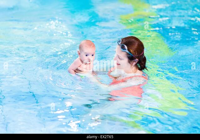 Old People Swimming Pool Stock Photos Old People Swimming Pool Stock Images Alamy