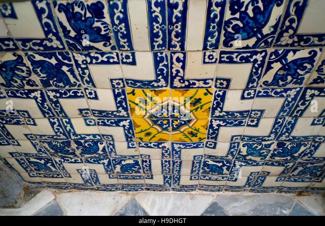Casa de los azulejos stock photos casa de los azulejos for Azulejos mexico