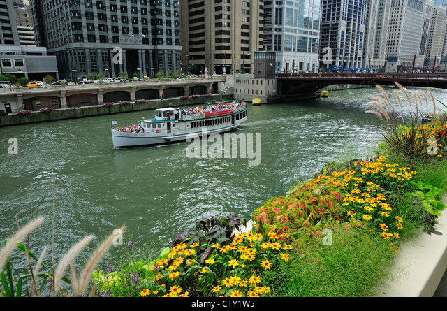 chicago architectural tour boat