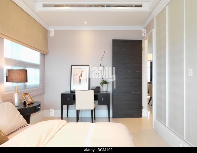 minimalist bedroom stock photos minimalist bedroom stock