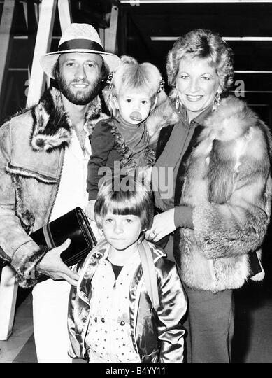 Barry Gibb And Children