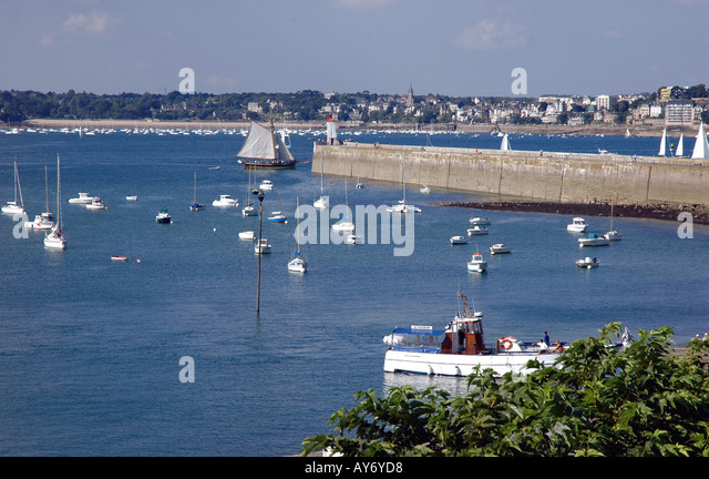 Cars For Sale St Malo France: North Point Ferry Pier Stock Photos & North Point Ferry