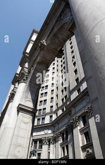 Manhattan Municipal Building: Manhattan Municipal Building Stock Photos & Manhattan