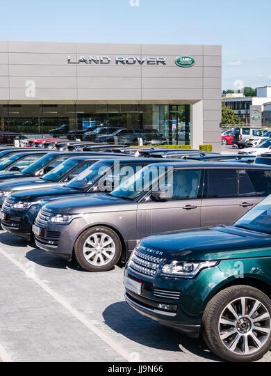 Reading Land Rover Dealership Berkshire Autos Post
