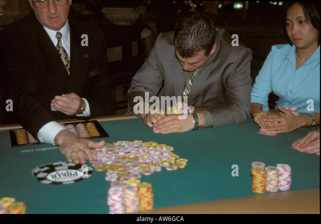Gca poker