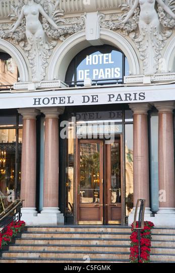 hotel de paris stock photos hotel de paris stock images alamy. Black Bedroom Furniture Sets. Home Design Ideas