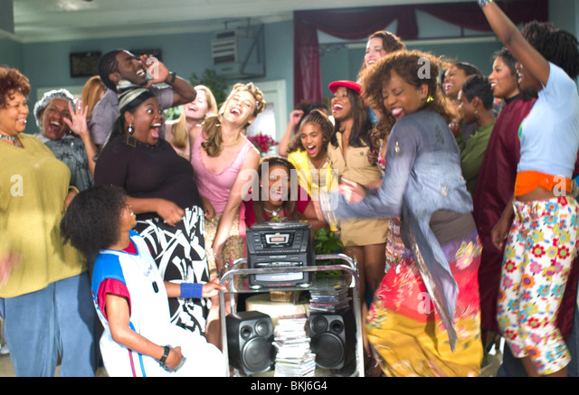 BEAUTY SHOP 2005 ALICIA SILVERSTONE QUEEN LATIFAH BESH 001