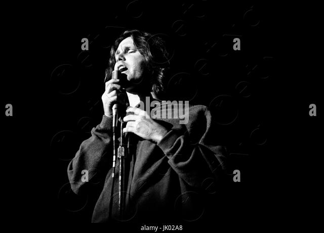 Jim Morrison of The Doors performing at the Boston Arena in Boston MA on April & The Doors Jim Morrison Black and White Stock Photos \u0026 Images - Alamy
