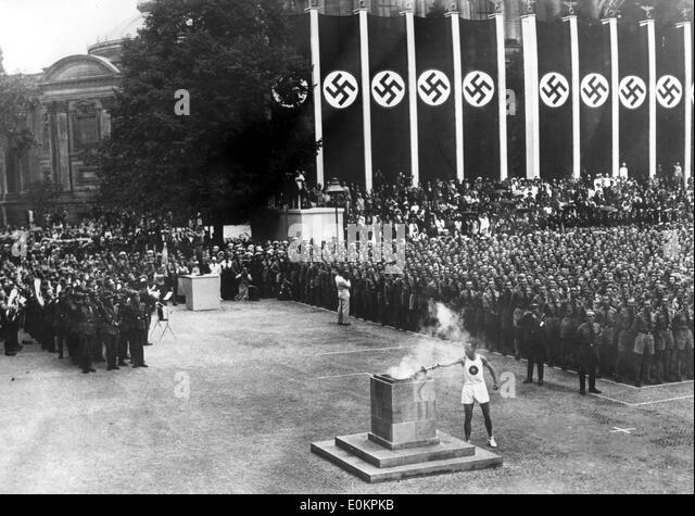 1936 Berlin Olympics Stock Photos & 1936 Berlin Olympics Stock ...