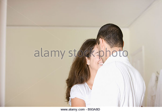 Young People Kissing Bedroom Stock Photos Young People Kissing Bedroom Stock Images Alamy