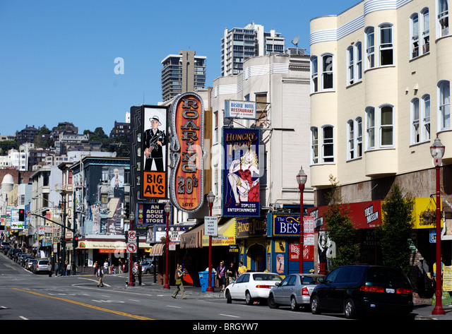 adult clubs in san francisco
