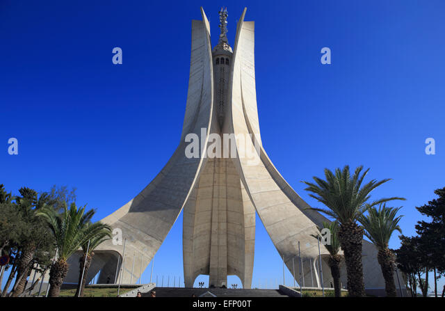 Monument To The Martyrs Stock Photos Monument To The