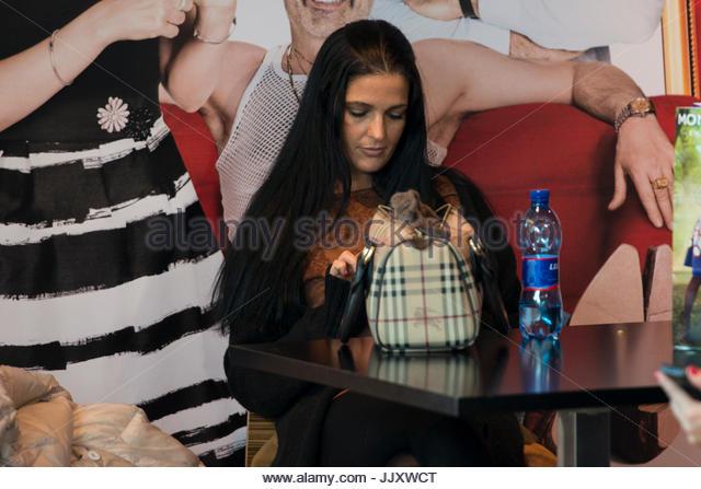Alessia merz stock photos alessia merz stock images alamy - Cinema porta di roma prenotazione ...