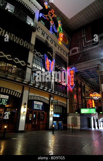 Chinese Restaurants Printworks Manchester