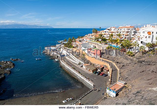 Puerto de santiago stock photos puerto de santiago stock images alamy - Puerto santiago tenerife mapa ...