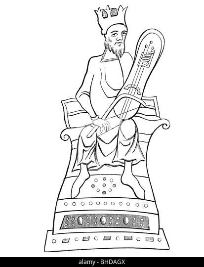 David King Of The Jews 1004