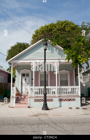 Key west florida architecture stock photos key west for Key west architecture style