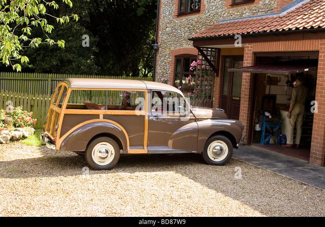 Morris Minor Traveller Stock Photos Amp Morris Minor