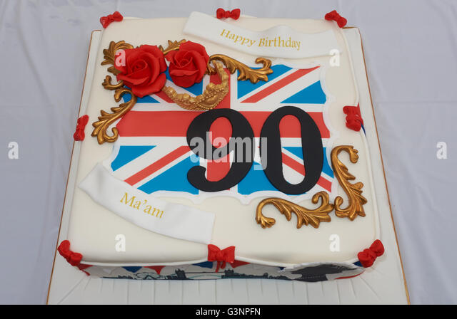 90th birthday cake stock photos 90th birthday cake stock images on birthday cake queen st