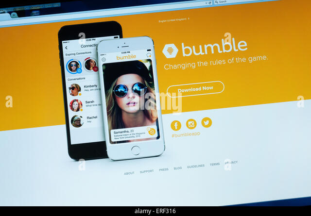 bumble dating app website