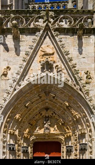 Quimper france stock photos quimper france stock images for Decoration maison quimper