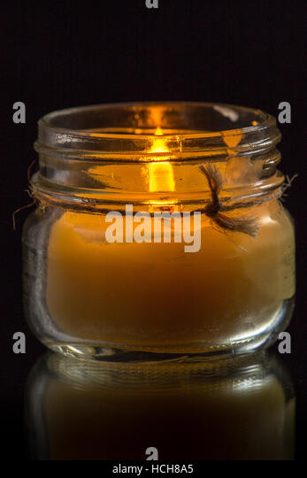 Candle Jar Stock Photos Amp Candle Jar Stock Images Alamy