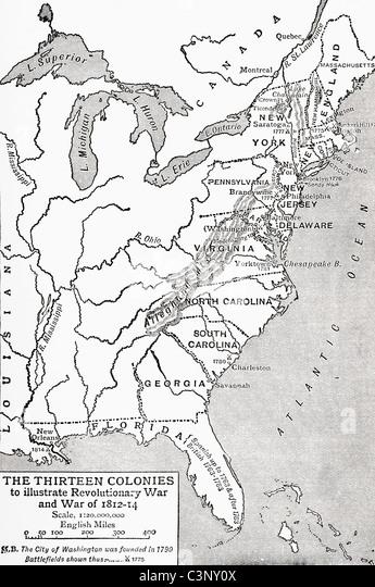 Thirteen Colonies Stock Photos  Thirteen Colonies Stock Images