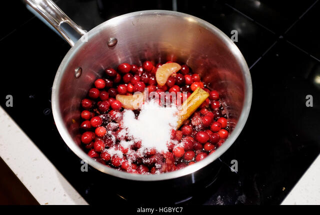 Cinnamon sugar stick stock photos cinnamon sugar stick for Spiced cranberry sauce with orange and star anise