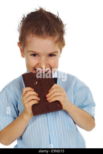 Kid Chocolate Stock Photos & Kid Chocolate Stock Images ...