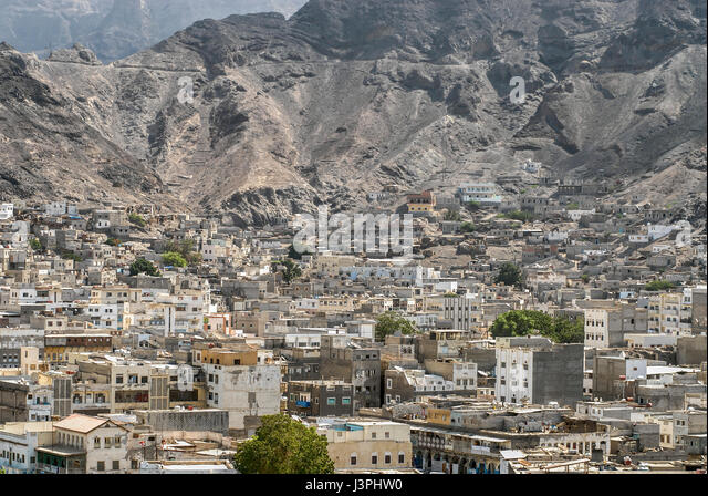 Aden Yemen Stock Photos & Aden Yemen Stock Images - Alamy