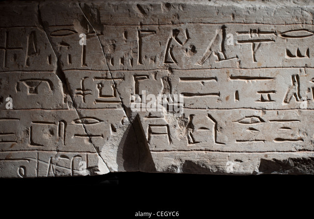 Hieratic stock photos images alamy